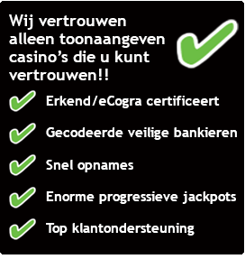 Verified Online Casinos