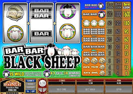 Spin Palace online slots sheep