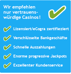 Vertrauns Casinos