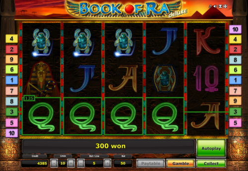 Novoline Casino Book of Ra
