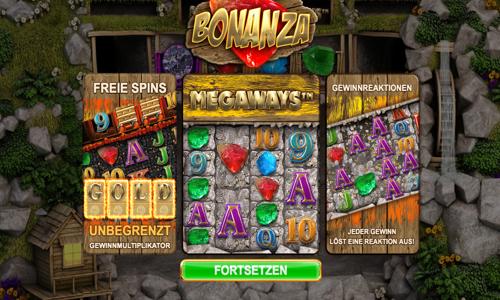 Bonanza Spielautomat