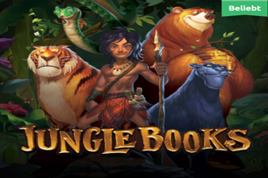Jungle Books Spielautomat