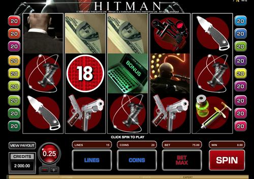 Hitman Spielautomat