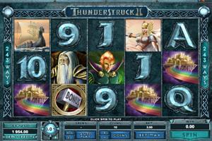 Thunderstruck 2 Spielautomat