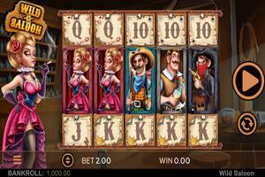 Wild Saloon Spielautomat