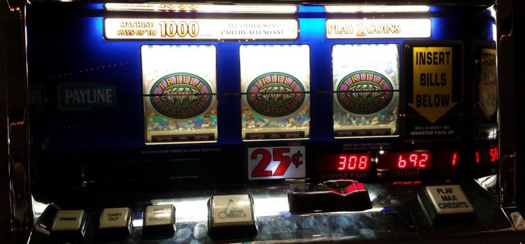 Spielautomat 2019