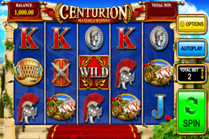 Centurion Spielautomat