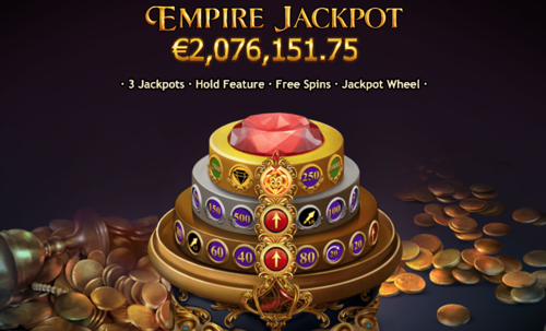 Empire Fortune Spielautomat