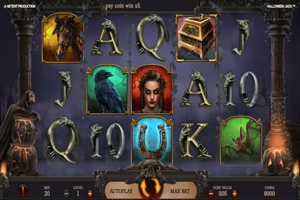 Halloween Jack Spielautomat
