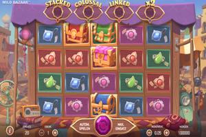 Wild Bazaar Spielautomat