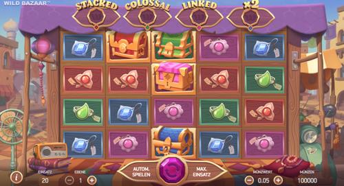 scatter slots spielautomaten in vegas stil