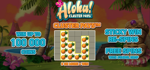 Aloha Spielautomat Rezension