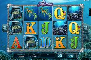 Ariana Spielautomat