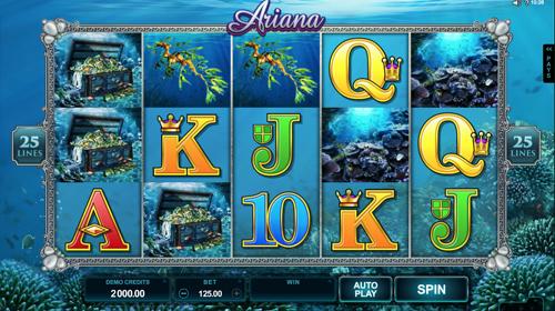 Arian Spielautomat Spielautomat