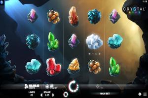 Crystal Rift Spielautomat