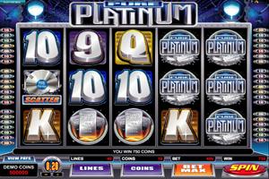 Pure Platinum Spielautomat