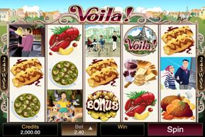 Voila Spielautomat