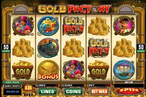 Gold Factory Spielautomat