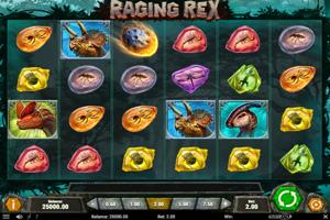 Raging Rex Spielautomat