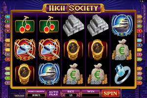 High Society Spielautomat