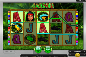 Amazonia Spielautomat