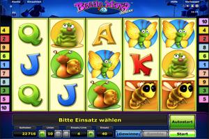 Beetle Mania Spielautomat