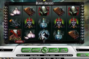 Blood Suckers Spielautomat