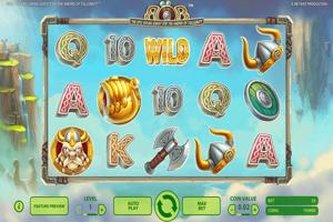 Bob the Epic Viking Spielautomat