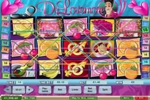 Dr lovemore Spielautomat