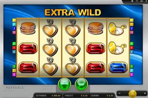 Extra Wild Spielautomat
