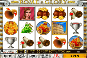 Rome and Glory Spielautomat
