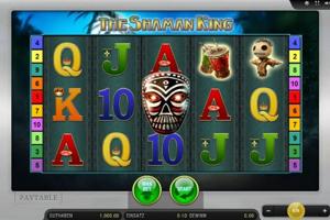 Shaman King Spielautomat
