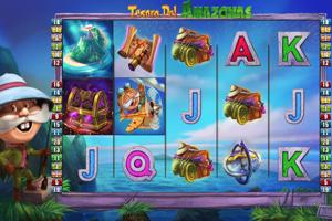 Tesoro del Amazonas Spielautomat