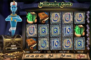Millionaire Genie Spielautomat