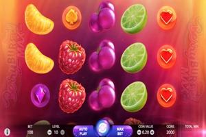 BerryBurst Max Spielautomaten rezension