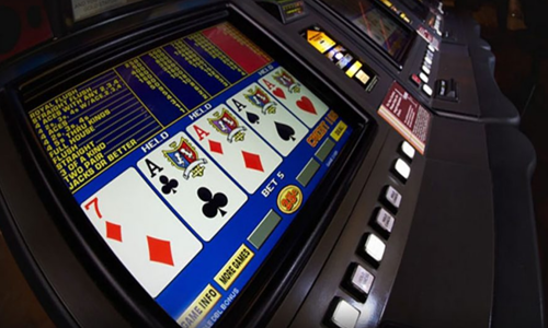 Video Poker Spielautomat