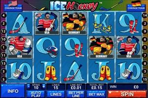 Ice Hockey Spielautomat small