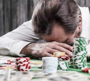 Glücksspiel süchtig