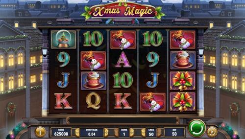 Xmas Magic Slot Rezension