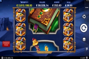 Wheel of Wishes Microgaming