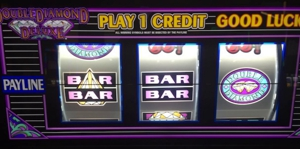 Bar Slot Symbol