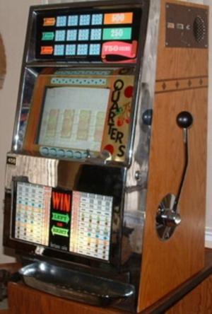 Erste Video Spielautomat