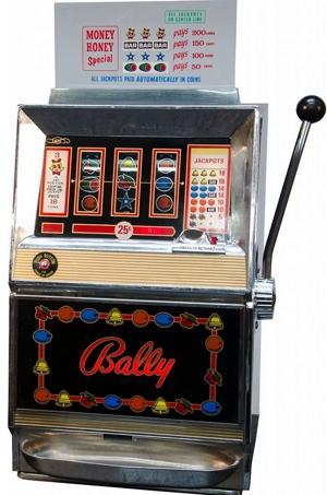 Money Honey Spielautomat
