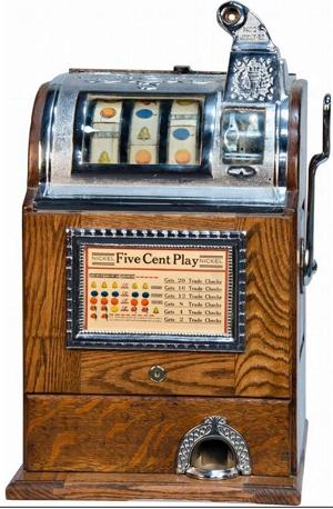 Operator Bell Spielautomat