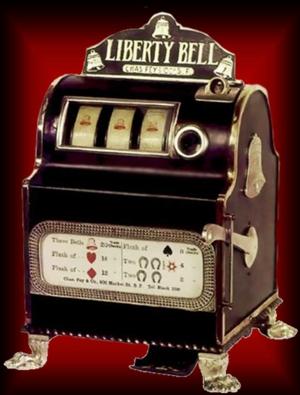 Liberty Bell Spielautomat